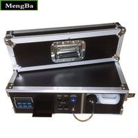 Flight Case 900W Fog Haze Machine 3.5L Fog Machine For Stage Equipment With Fog Liquid Water Based DMX512 Control Fogger
