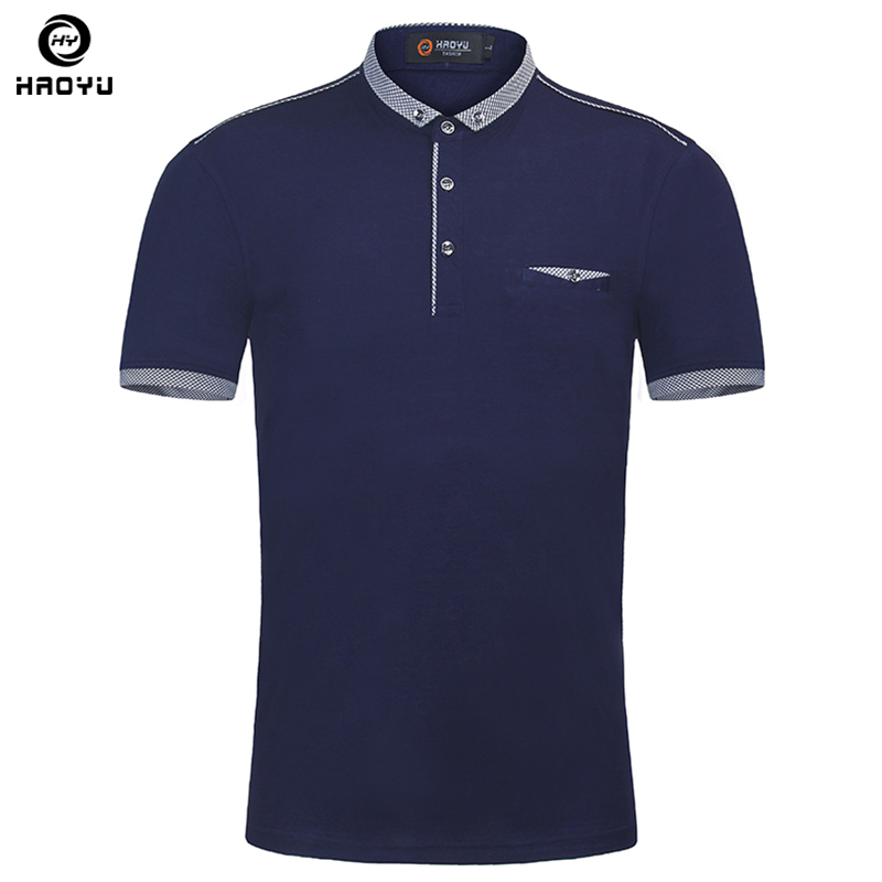 Brand Clothing Men Polo Shirt Solid Casual Polo Homme For Men Tee Shirt Tops High Quality Mercerized Cotton Camisa Polo Slim Fit