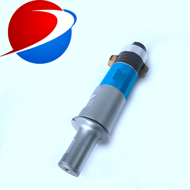 20khz Ultrasonic Welding Transducer and Booster use For Nonwoven Fabric Face Mask N95 Mask 1
