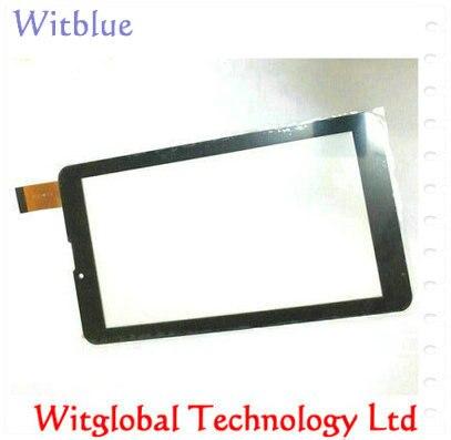 Witblue Nouveau écran tactile Digitizer pour 7 Irbis TX35 3G tablette Tactile Panneau Capteur En Verre de Remplacement