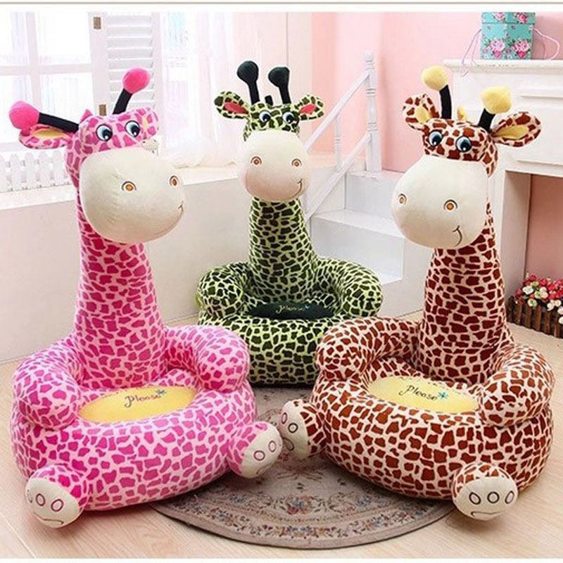 Kids Beanbag Sofa Chairs Child Bean Bag Portable Seat Relaxing Cute Plush Toys And Stuffed Animals Corner In From