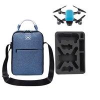 Dla DJI Spark Drone Bag Body EVA przenośna torebka podręczny schowek walizka torba na ramię osłona w Torby na drony od Elektronika użytkowa na
