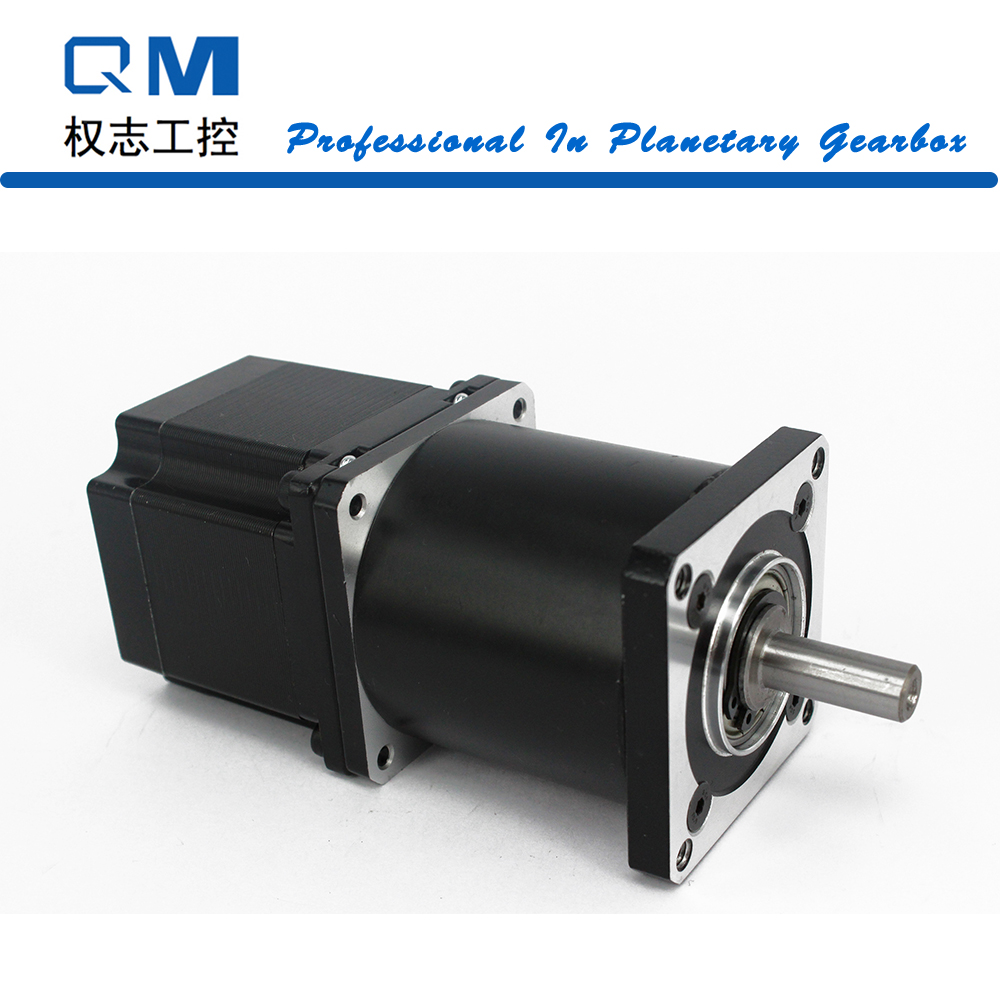 Gear stepper motor nema 23 stepper motor L=54mm planetary reduction gearbox ratio 20:1 cnc robot pump high quality 5n m 42 42 119 7mm brushless dc motor with planetary gearbox reduction ratio 104 8