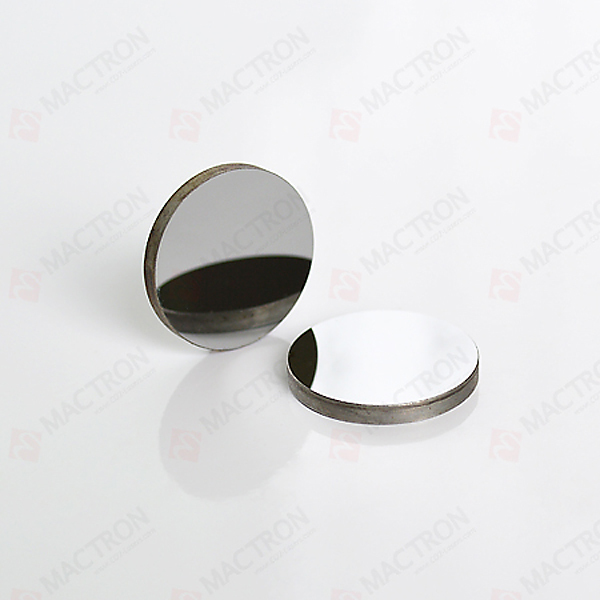 MO Materials Laser Reflector Mirror 25mm Diameter 95% Reflecting Rate