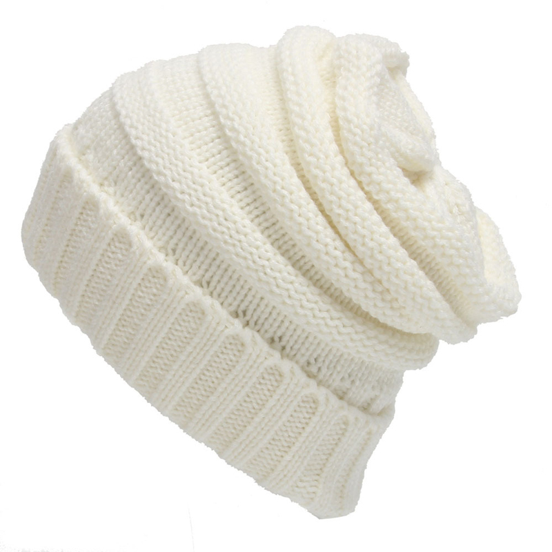 2017 new men warm hats beanie hat winter knitting wool hat for unisex caps lady beanie knitted caps women s hats warm z1 1pcs Women Men Hat Knitting Hats Beanie Hip-Hop Winter Warm Caps Unisex Hats For Women Hats Feminino Bone Feminino Bonnet Homme