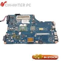 NOKOTION Para toshiba Satellite L500D L505D laptop motherboard KSWAE LA 4971P K000080460 DDR2 216 0674024 chip da cpu livre|Placa-mãe para notebook| |  -