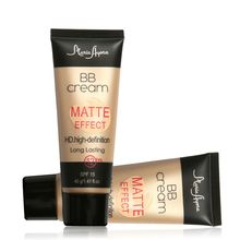 Professional Ladies Make Up SPF 15 Sun Block Matte BB Cream Natural Long Lasting Face Concealer Makeup Base CC