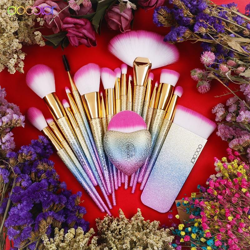 Pinceaux de maquillage pour cadeau femme ...