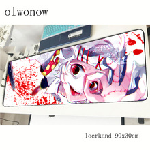 Tokyo Ghoul mousepad 900x300x2mm Halloween Gift gaming mouse pad gamer mat Fashion game computer desk padmouse