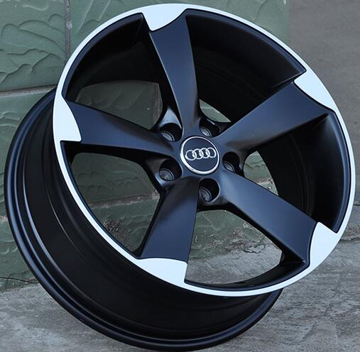 17 18 19 20 inch 5x112 car alloy wheels fit for audi in wheels from automobiles motorcycles on. Black Bedroom Furniture Sets. Home Design Ideas