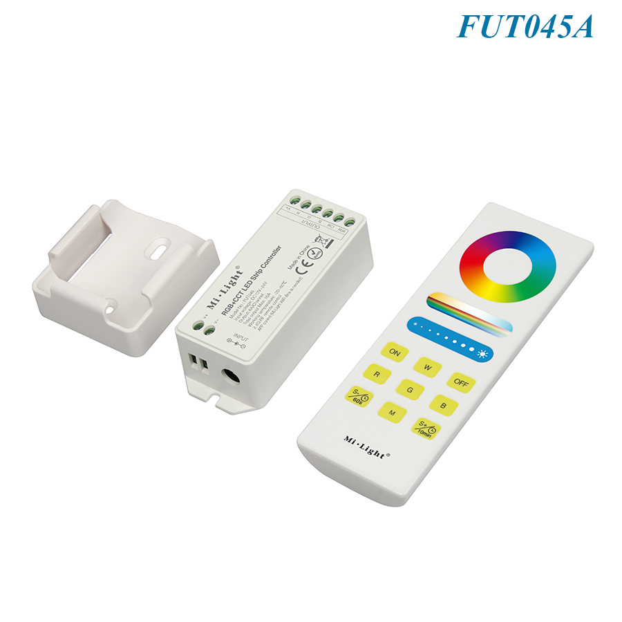 Led Farbtemperatur Aliexpress Milight 2 4g Wireless Rgb Cct Led Controller Wifi Farbtemperatur Smart Touch Panel Timer Fernbedienung Für Smd5050 Led Streifen Von