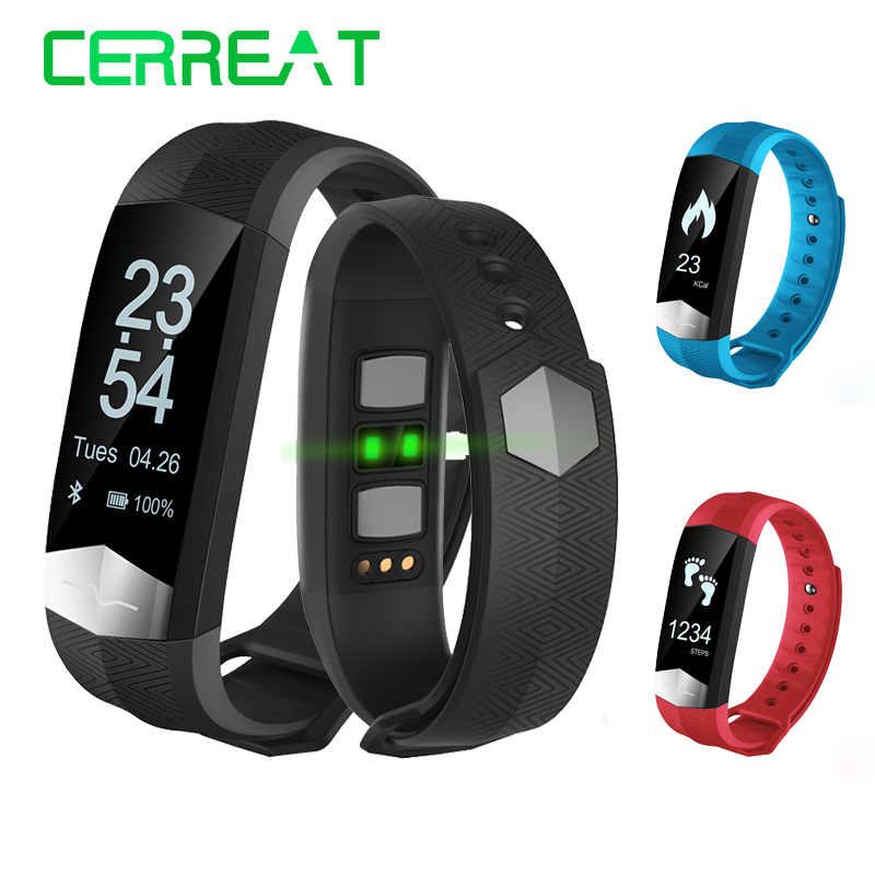 CD01 ECG Blood Pressure Monitor Smart Band Bluetooth Sport Smart Wristband Fitness Bracelet Tracker PK Xiaomi