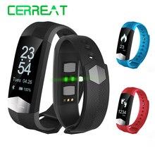 CD01 ЭКГ Приборы для измерения артериального давления Мониторы Smart Band Bluetooth Спорт Смарт Браслет Фитнес браслет трекер PK Xiaomi Группа 2