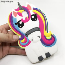 Innovation For Samsung Galaxy J5 2017 Case 3D Cartoon Unicorn Pony Horse Silicone Phone Cases J530 J530F