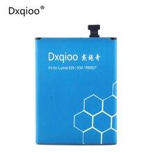 Dxqioo высокое качество бренда Батареи подходит для Nokia Lumia 929 930 rm927 bv-5qw Батареи