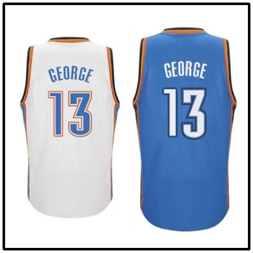 new product d18bb 382dc 13 paul george jersey buy