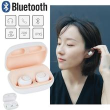 Binaural Wireless 5.0 Earphones For Apple Mini Sports Headset Running Driving Bluetooth Earphone