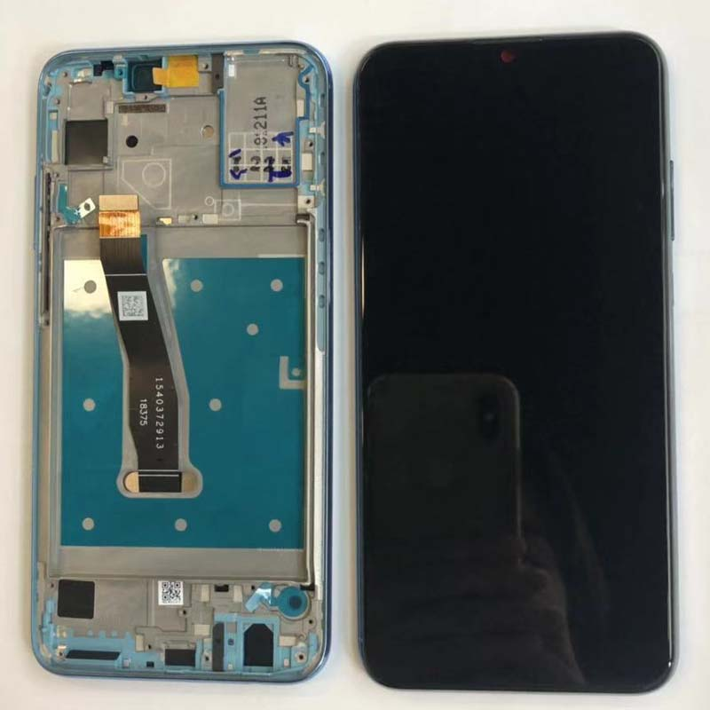"""100%Original Display For Huawei Honor 10 Lite LCD Touch Screen Digitizer with Frame Global Version 6.21"""" HRY-LX1 HRY-LX2 HRY-L21"""
