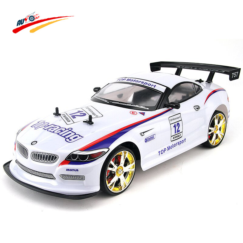RC Car 1:10  High Speed Racing Car 2.4G Z4/M6 Roadster 4 Wheel Drive Radio Control Sport Drift Racing Car Model toy remote control mini size electric 1 24 high speed 4 wheel drive rc drift speed race car with lights