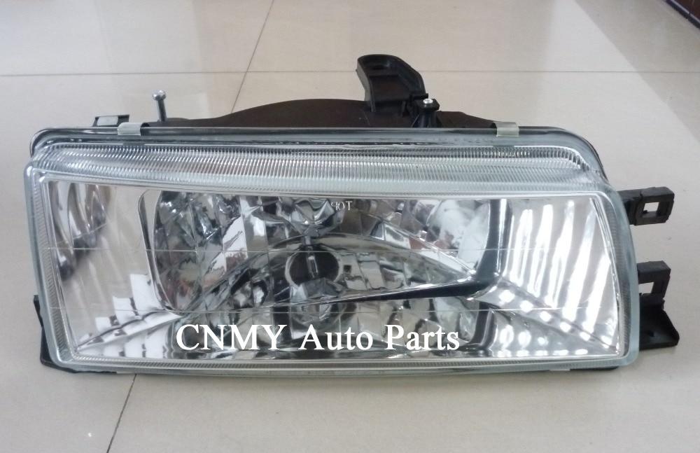 Gl Lens Crystal Chromed Headlights For 1988 89 90 91 94 Toyota Corolla Ee90 Ae92 Series