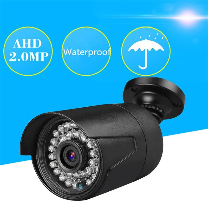 Sammlung Hier Sicherheit Cctv 1080 P Ahd Kamera Wasserdichte Kugel Kameras Tag & Nacht Analog High Definition Überwachung Hd 3,6mm Objektiv Infrarot Mit Den Modernsten GeräTen Und Techniken Roboter