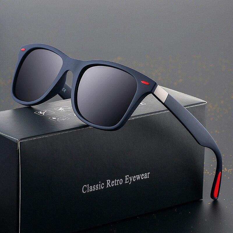 Clássico da moda Óculos Polarizados Óculos de Sol de Design Da Marca Das  Mulheres Dos Homens 2a6dae3364