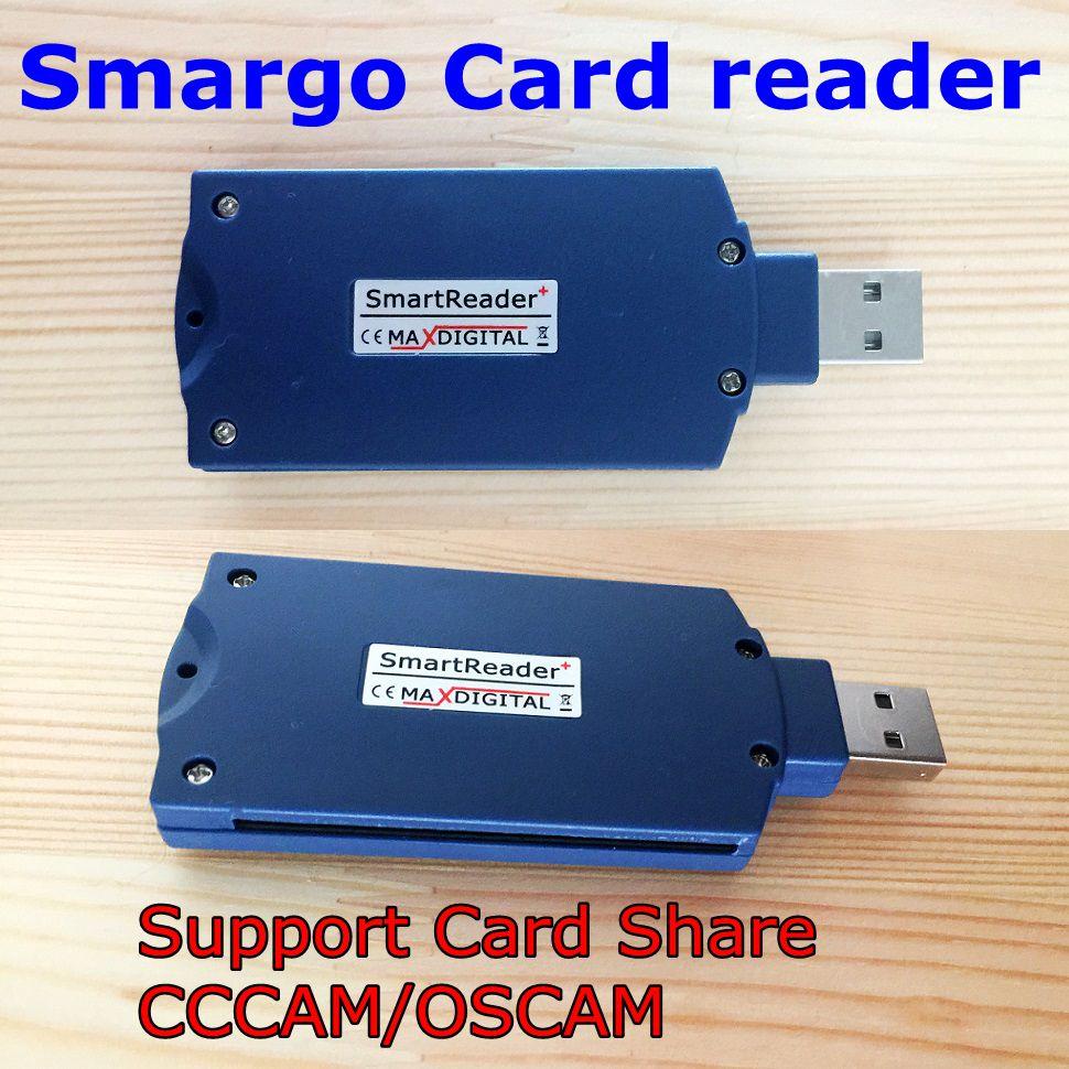 satellite smart card reader similar as smargo for card share server cccam oscam