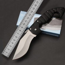HOT SALE Spartan 440C Blade Folding Knife ABS Handle Outdoor Camping Hunting Survival Knife