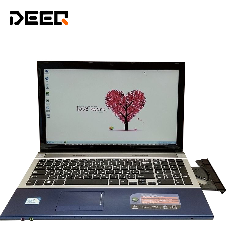 Распродажа! Ноутбук в тел Pentium 2,0 ГГц 4 ядра, 500 ГБ HDD, 4 ГБ Оперативная память, DVD, WI-FI, 15,6 &#8220;Тетрадь, веб-камера, <font><b>Bluetooth</b></font>, HDMI