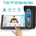 """7"""" Monitor Video Door Phone Doorbell Intercom System IR Camera"""