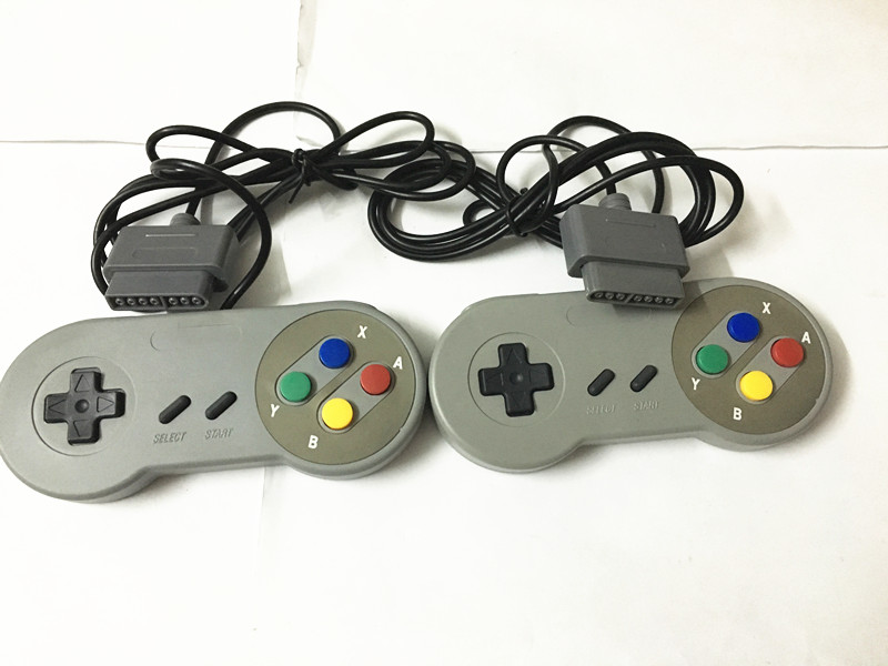 New Arrival Wired Game Controller Console Pad Gamepad For Nintendo SNES/S-F-C