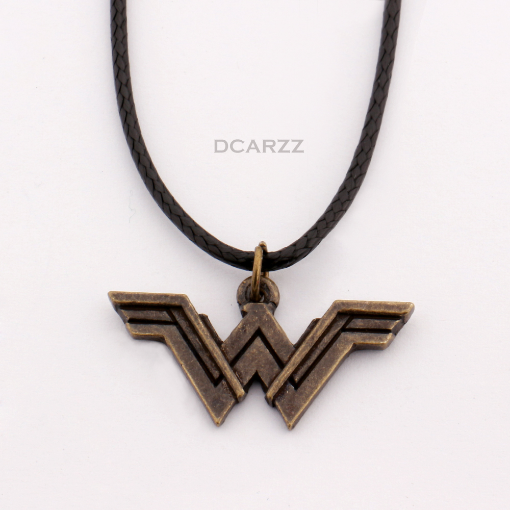 collier femme geek