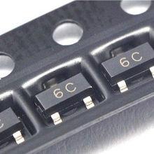 100 шт. BC817 BC817-40 6C СОТ-23 транзистор поверхностного монтажа