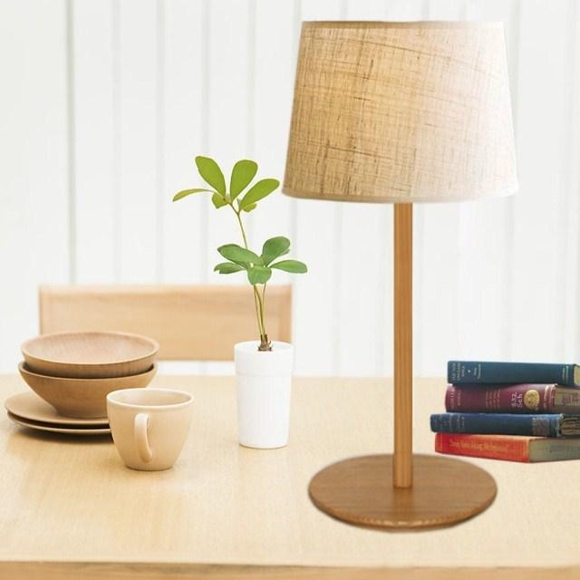 Ткань Настольные лампы ночники Металл Спальня свет 30x56 см настольная лампа Karte лампы для Спальня