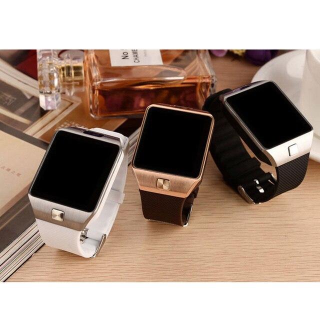 2016 Новый Smart Watch С Камерой Bluetooth Наручные Часы Sim-карты Smartwatch Для Ios Android Телефоны Поддержка Нескольких языков