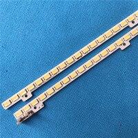 510mm LED Backlight Lamp Strip 72leds For 46 Inch LCD TV UA46D5000PR 2011SVS46 5K6K H1B 1CH
