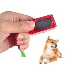 Тренер для собак, звучащая коробка для собак, тренировочный тренажер для ловкости, тренировочный кликер, товары для обучения домашних животных