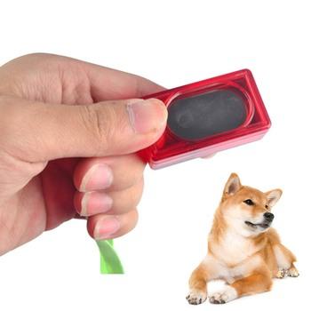 Dla zwierząt domowych produktów trener brzmiące pudełko urządzenie do szkolenia psów Obedience zręczność pomocy clicker do szkolenia dostaw produkty do szkolenia zwierząt tanie i dobre opinie NONE Szkolenia Clickers XIAXIANG Z tworzywa sztucznego
