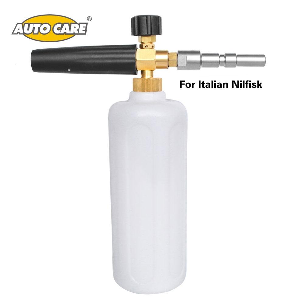AutoCare High Quality Snow Foam Lance For Italian Nilfisk Kew Alto Wap Calm Professional Models car wash pressure washer