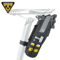 TOPEAK Bicycle Saddle Bag High Quality 420D Nylon MTB Mountain Road Bike Rear Tube Bag Seat