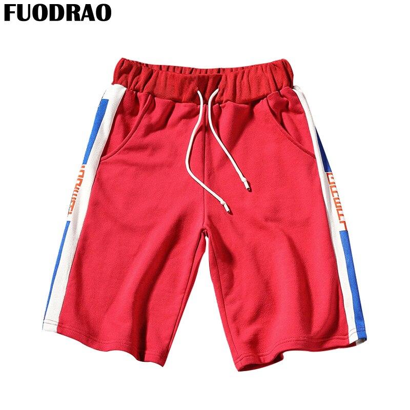 FUODRAO 2018 новые летние Рубашки домашние хип-хоп Уличная снимков штаны Для мужчин доска Шорты плюс Размеры M-5XL D804