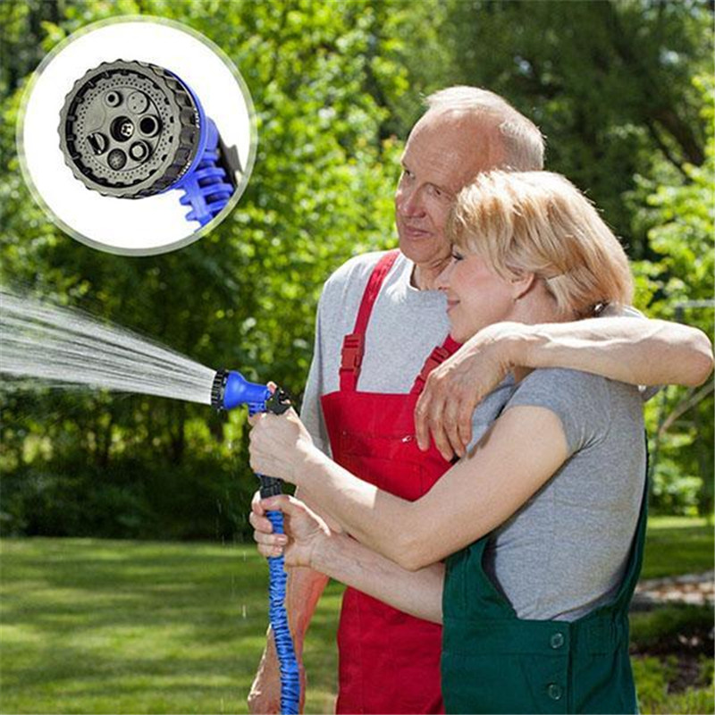 Telescopic Hose 25-100ft Expandable Magic Flexible Garden Water Hose For Car Hose Pipe Plastic Hoses To Watering With Spray Sale Overall Discount 50-70% Car Wash & Maintenance