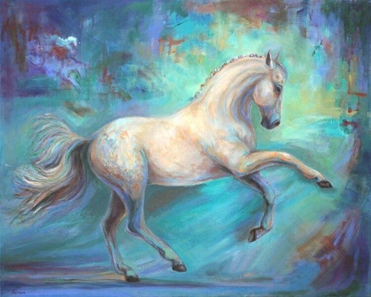 ᑎ Alta Calidad Abstracta Bed Room Decoracion Pintura Artista