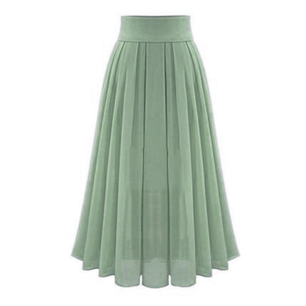 Fashion Skirt Women's Chiffon Skirt Sexy Party High Waist Lace-up Hip Long Skirt Free Shipping D4