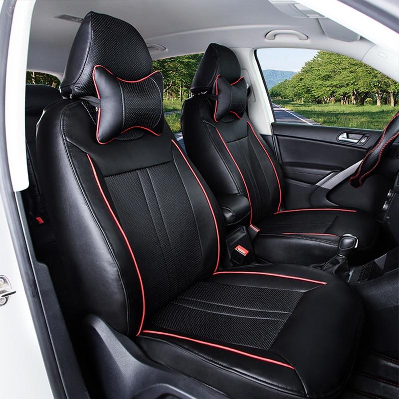 Online Get Cheap Mitsubishi Leather Seats Aliexpress Com