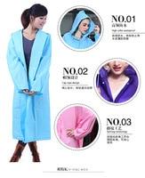 Fashion Raincoats Eco Friendly Rainwear Rain Gear With Cap For Adult
