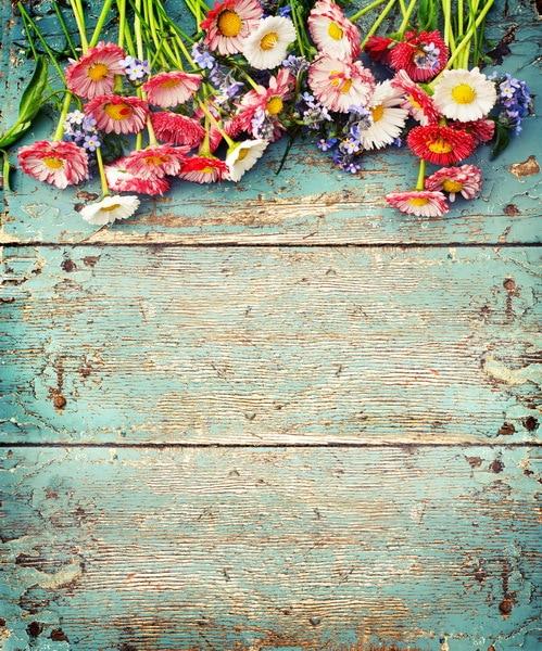 Fondo de fotografía de vinilo fino de 5x7 pies personalizar Flores, fondos de piso fondo de impresión Digital para estudio fotográfico F1097