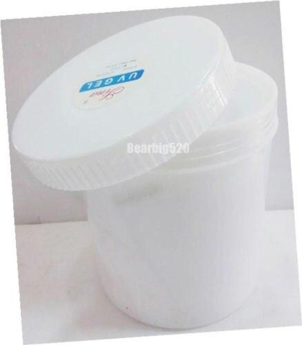 1 кг высокое качество Дизайн ногтей прозрачный розовый белый Цвет Для Выберите UV Гель-лак набор инструментов для поставки