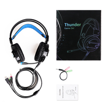 Onedio 3.5mm auriculares Gaming Headset auriculares PC Gamer auriculares estéreo con micrófono LED para PC PS4 Xbox