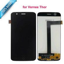 Здесь можно купить  for Vernee Thor LCD Display Touch Screen Digitizer Phone Parts For Vernee Thor Screen LCD Free Tools